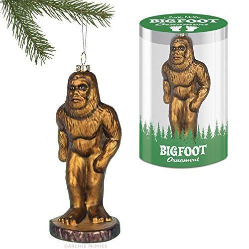 Accoutrements Bigfoot Ornament - Funzalo Toys