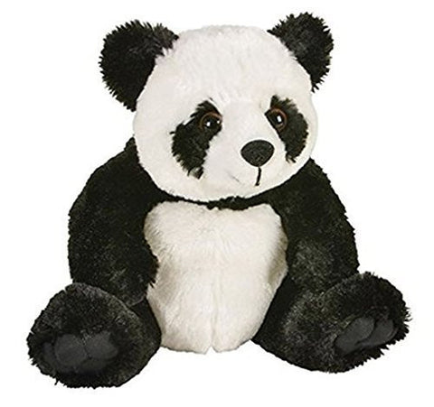 "8"" Panda Plush Stuffed Animal Toy - Funzalo Toys"
