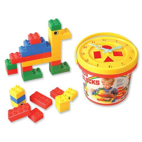 33 Pc Blocks Set Case Pack 5 - Funzalo Toys