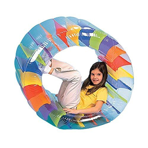 Vinyl Inflatable Fun Roller [Toy] - Funzalo Toys