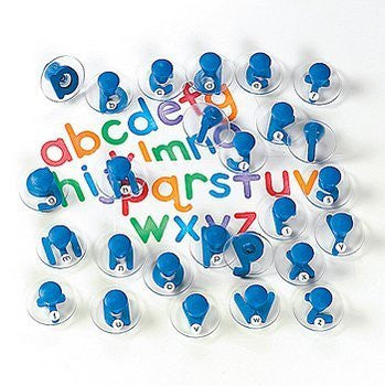26 Lower Case Alphabet Stampers - Funzalo Toys