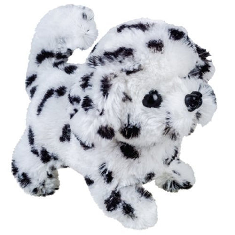 Battery Operated Plush Dottie the Dalmation - Funzalo Toys