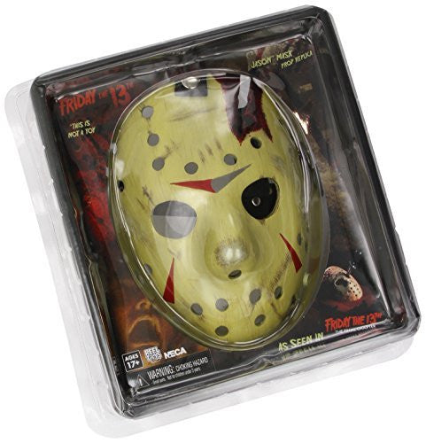 Friday The 13th Series 2 Jason Mask - Funzalo Toys