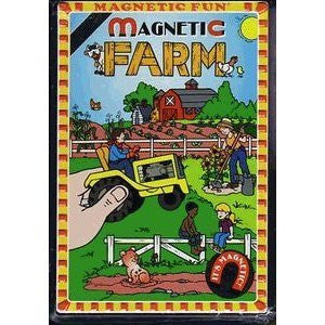 1 X Farm Magnetic Tin - Funzalo Toys