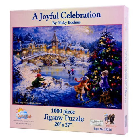 A Joyful Celebration - Funzalo Toys