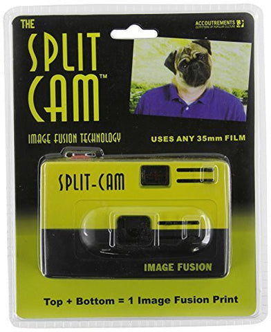 Accoutrements Split Cam - Novelty Camera - Funzalo Toys