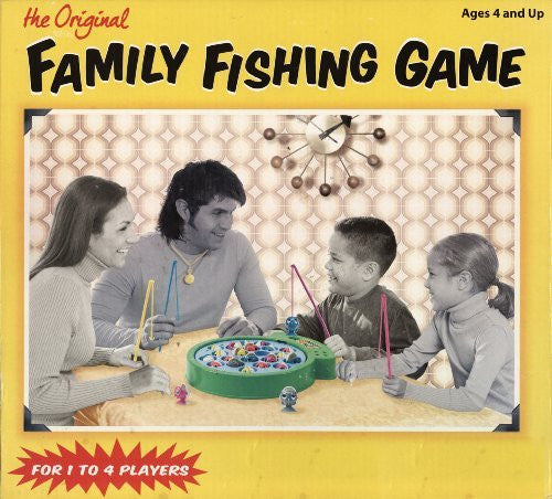 The Original Family Fishing Game - Funzalo Toys