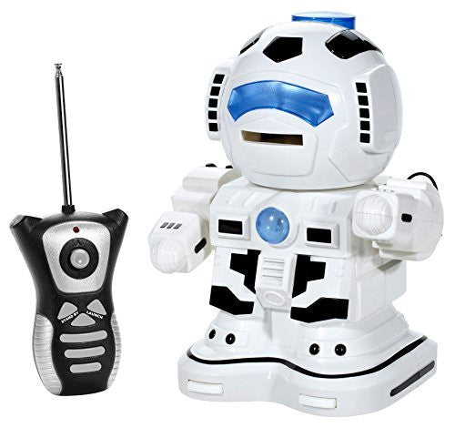 World Tech Toys Gigabot Disc Shooting RC Robot - Funzalo Toys