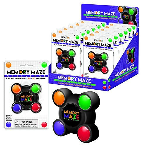Westminster Memory Maze Challenge - Funzalo Toys