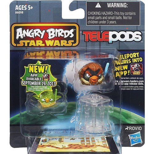 Angry Birds Star Wars Telepods - Assorted - Funzalo Toys