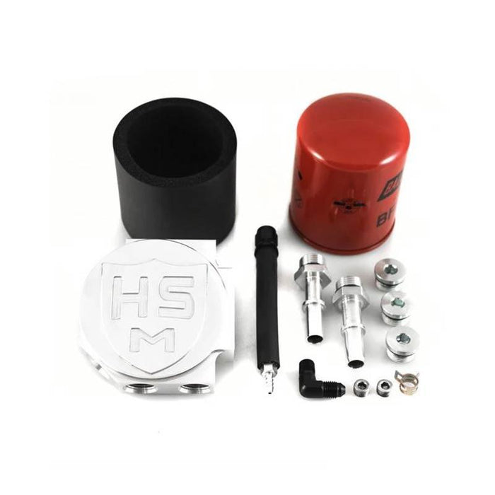 H&S Fuel Filter Conversion Kit - 6.7 POWERSTROKE (2011-2016)