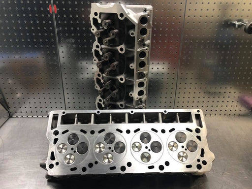 Kill Devil Diesel ALUMINUM O-Ringed Cylinder Head Set - 6.0 POWERSTROKE (2003-2007)