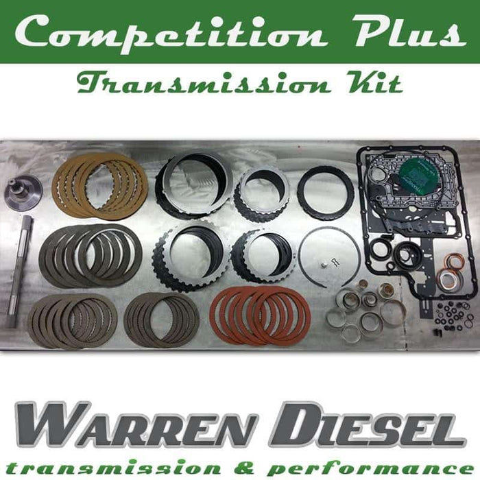 Warren Diesel 5R110 Upgrade Competition Plus kit