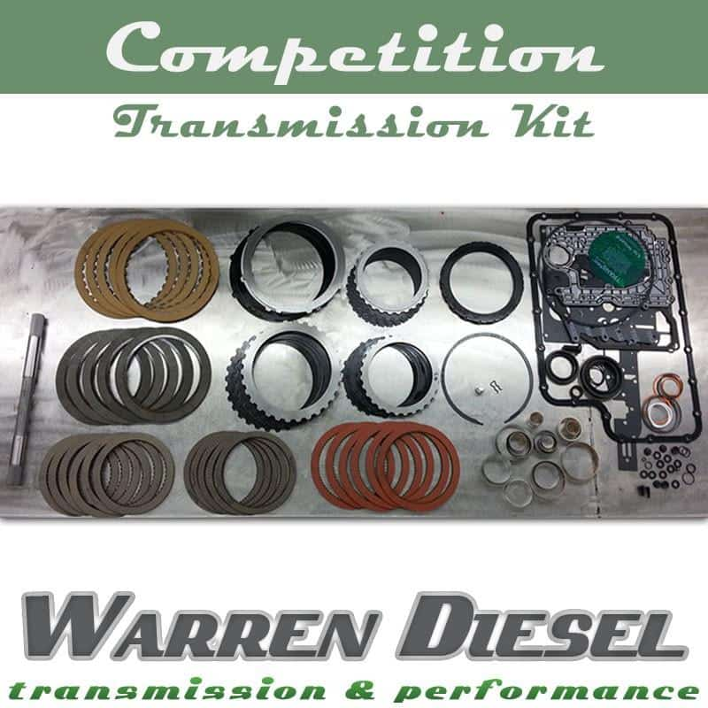Warren Diesel 5R110 Transmission Competition kit