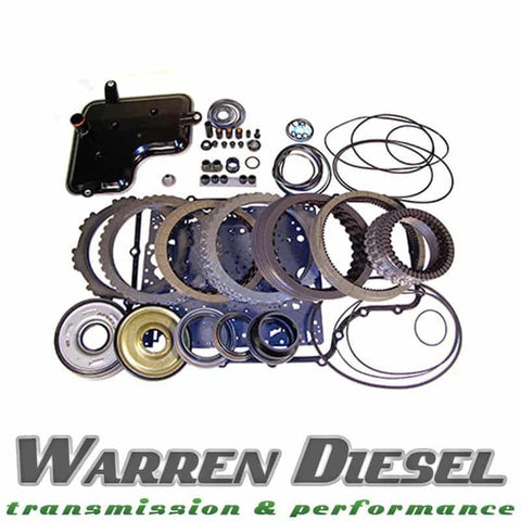 Warren Diesel Xtreme Transmission Rebuild Kit for 6R140 (2011-ON) (Raybestos)
