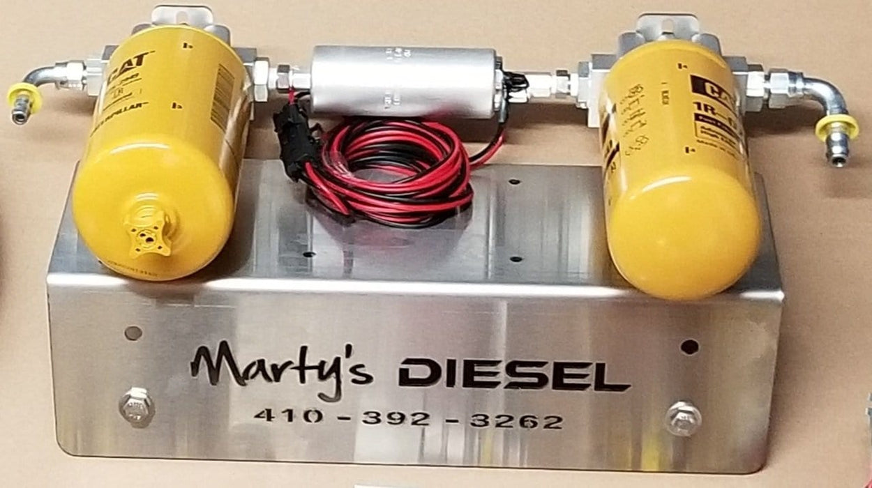 Marty's Diesel E-Fuel Conversion - 7.3 POWERSTROKE (1994-1997)