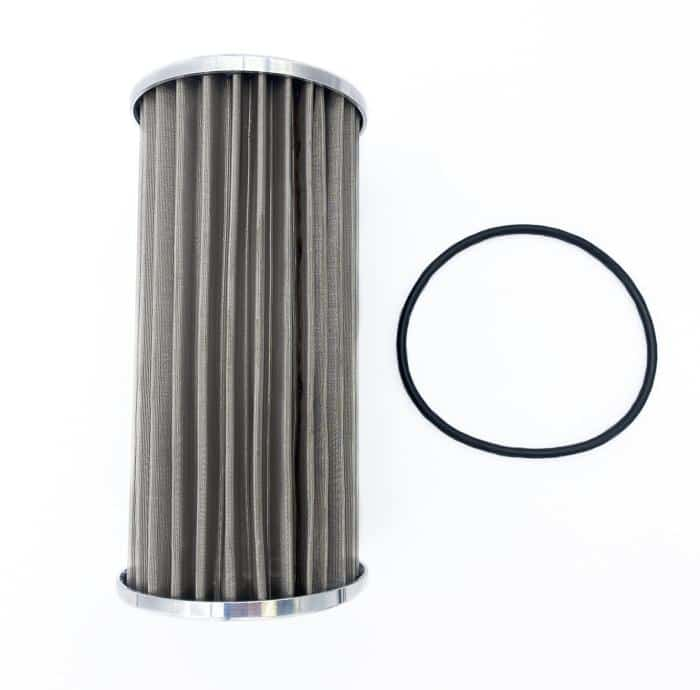 K&P Stainless Steel Micronic Oil Filter - 6.0 POWERSTROKE (2003-2007)