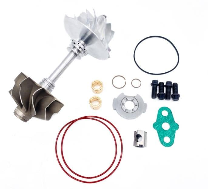 KC Balanced Assembly Turbo Kit - 6.0 POWERSTROKE (2003-2007)