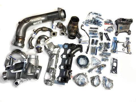OEM 2015+ 6.7 Turbo Retro fit kit -Kit only- (Fits- 2011 - 2014)