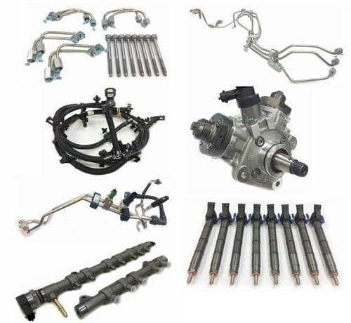 Fuel System Contamination Repair Kit - 6.7 POWERSTROKE - (2011-2014)