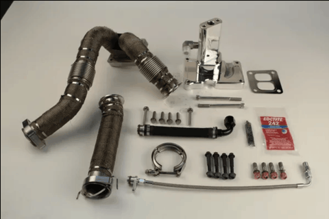 6.0 SoCal s400 T4 Turbo Install Kit