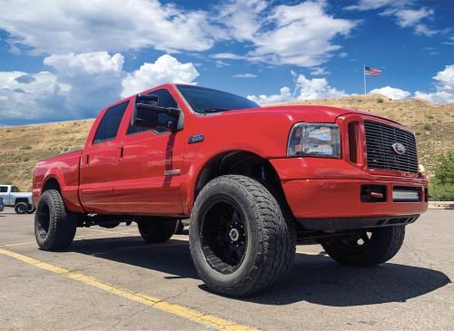 Street Performance Package - 6.0 POWERSTROKE (2003-2007)