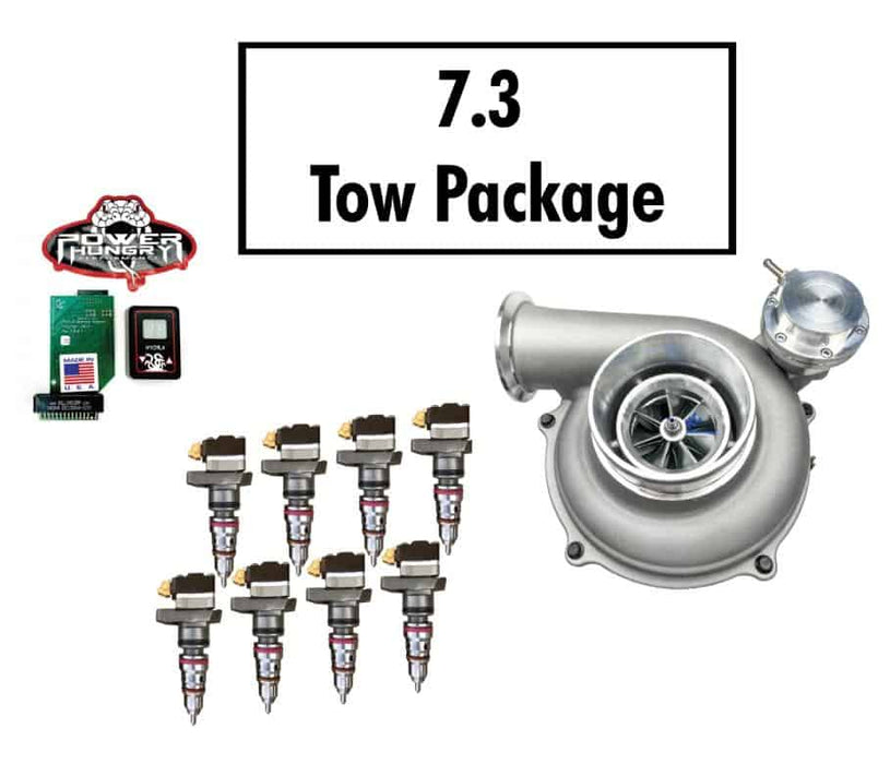Tow Package - 7.3 POWERSTROKE (1994.5 -2003)