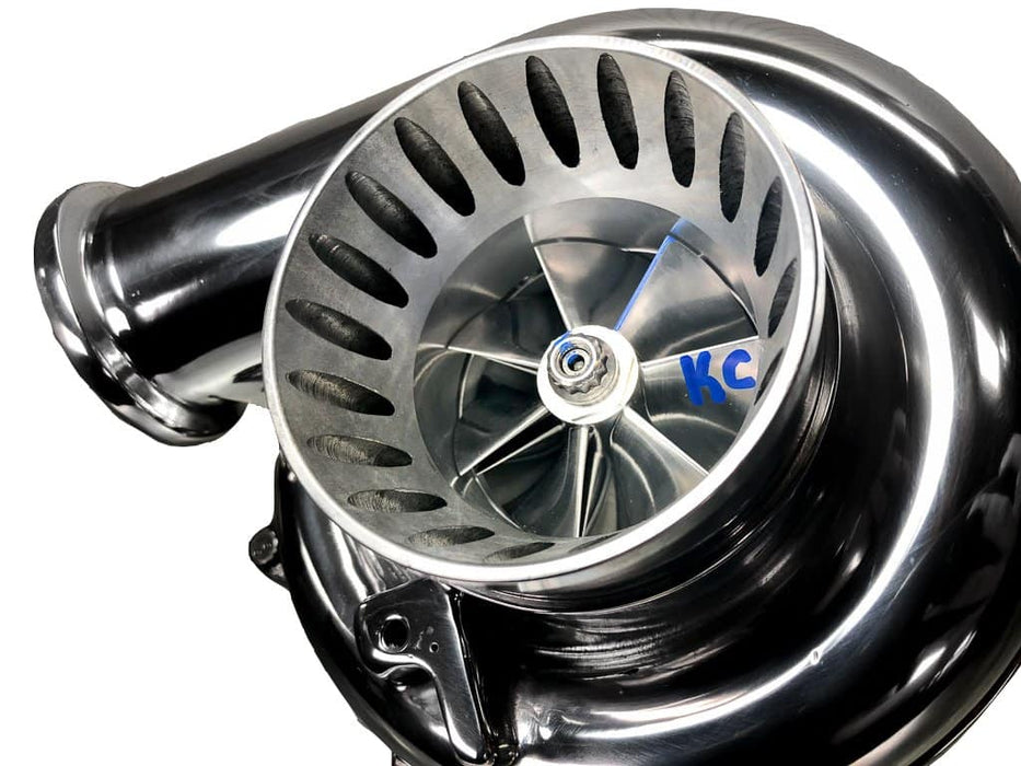 KC TP38r  Turbo Stage 3 66/73 - 7.3 Powerstroke (94-98) OBS
