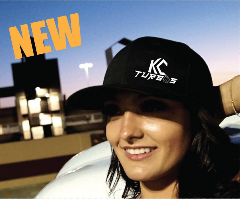 KC Turbos Black Hat - Snapback Original