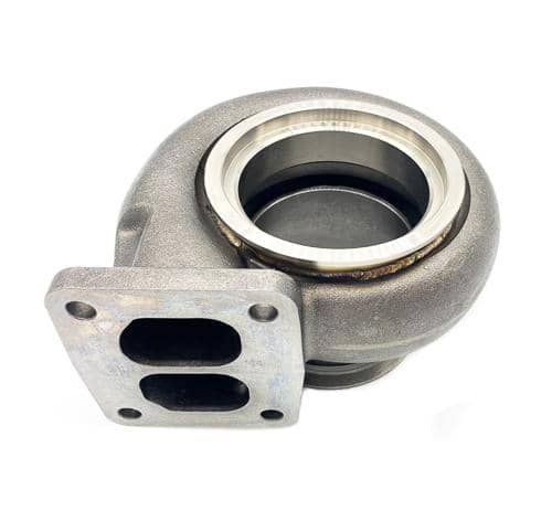 KC S400 T4 Turbine Housing (96x88) - Borg Warner