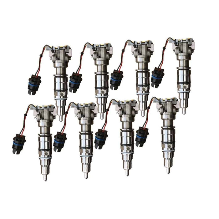 WDI Premium 8mm Hybrid Injector (Set of 8) 6.0 POWERSTROKE (2003-2007)