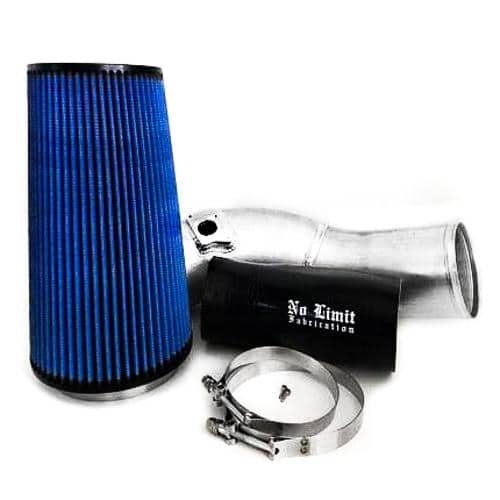 No Limit Cold Air Intake - 6.0 Powerstroke (2003-2007)