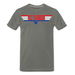 KC Top Gunner T-Shirt - asphalt gray