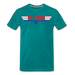 KC Top Gunner T-Shirt - teal
