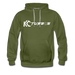 KC Wide Logo - Hoodie - olive green