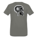 KC Skull Turbo T-Shirt - asphalt gray