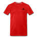 KC Skull Turbo T-Shirt - red