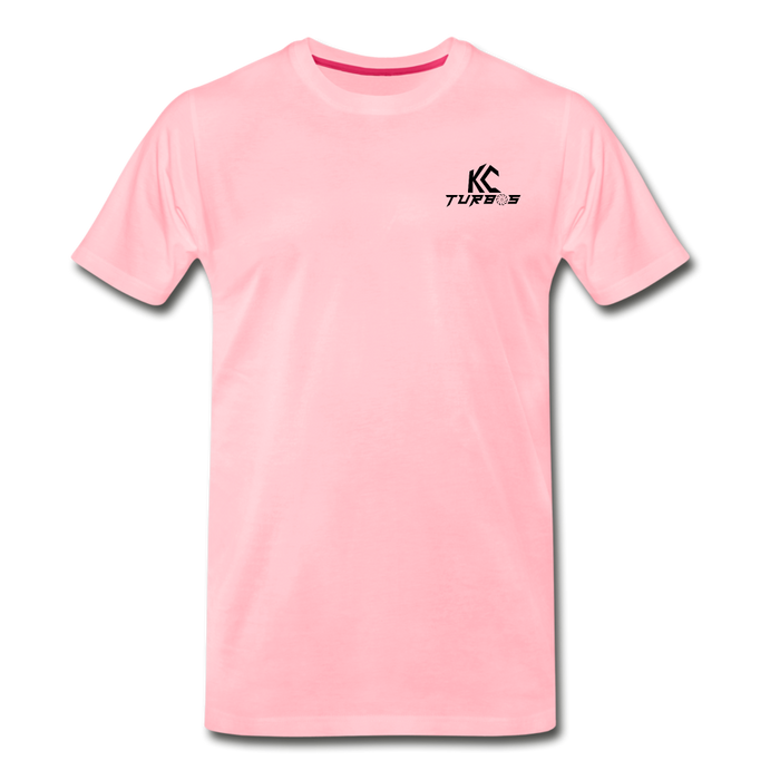 KC Skull Turbo T-Shirt - pink