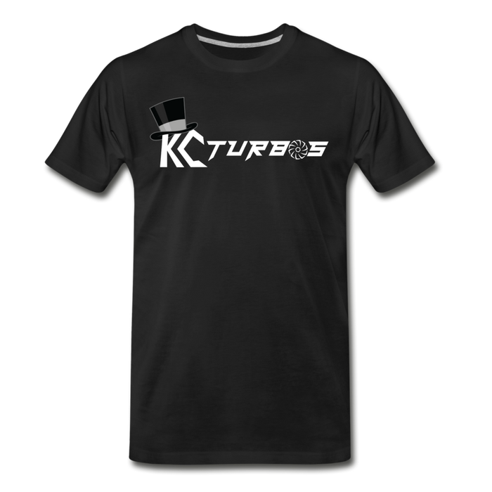 KC Louder Than Your Mom T-Shirt - black