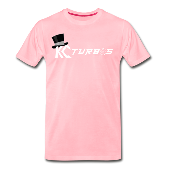 KC Louder Than Your Mom T-Shirt - pink