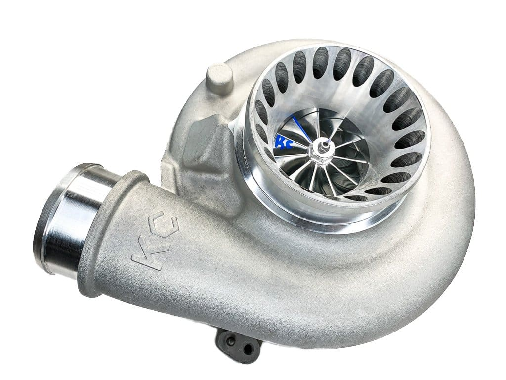 KC Stage 1.5 Turbo - 6.0 Powerstroke