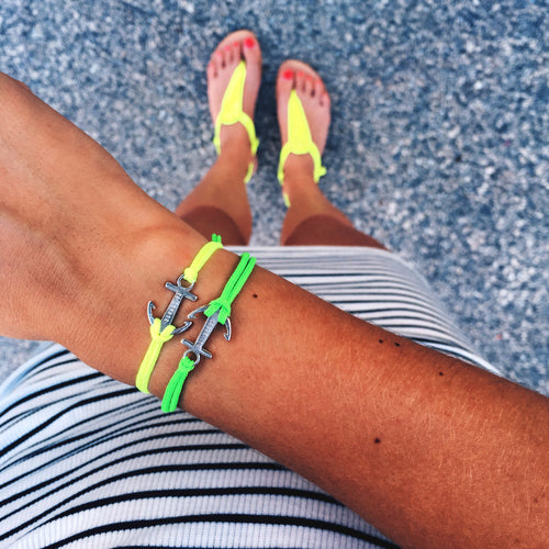 Lime X Lemon Neon pack SB Bracelets