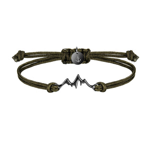 Mountain Camo Green Bracelet