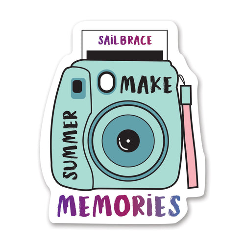 SUMMER MEMORIES STICKER
