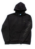 Men's All Black Sailbrace Hoodie