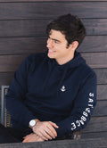 Men's Navy Blue Sailbrace Hoodie
