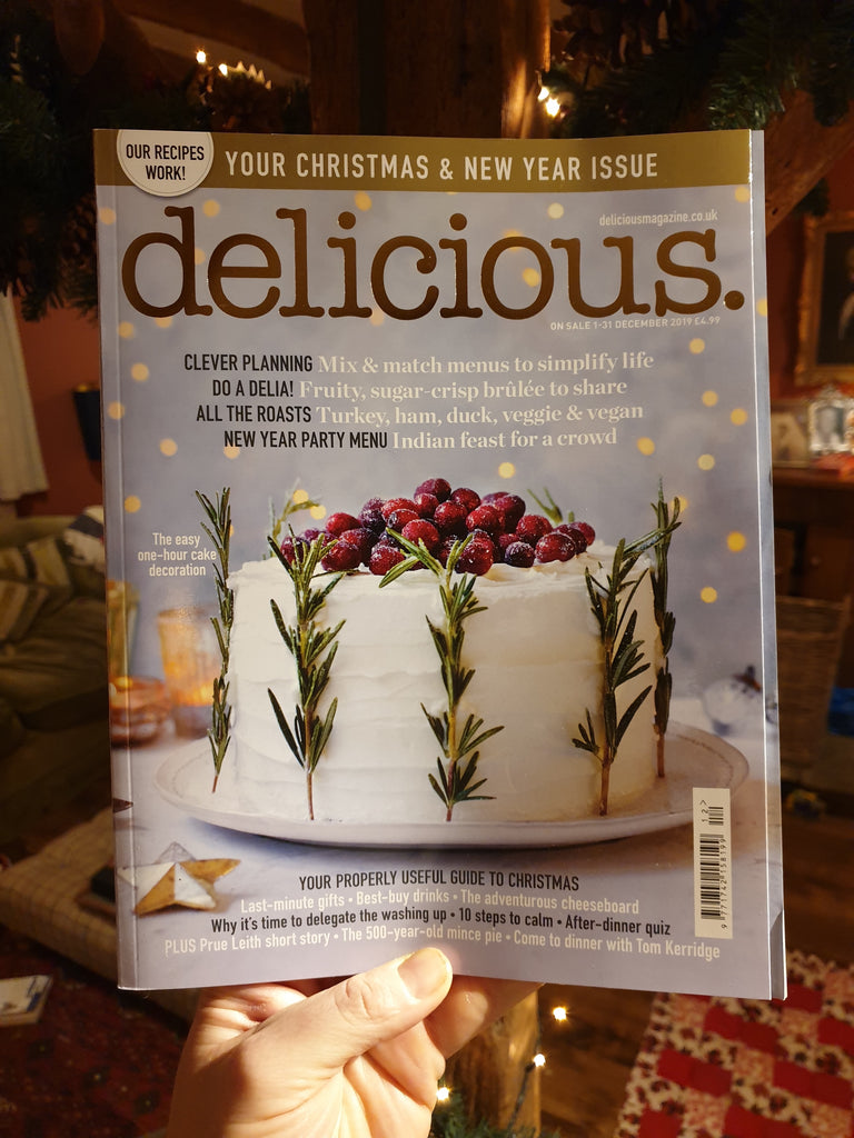 Delicious Magazine Best Christmas Products 2019