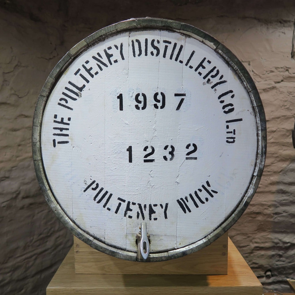 Whisky Distillery Tour - The Pulteney Distillery