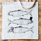 The Pished Fish Limited Edition Tote Gift Bag (1 of 250)