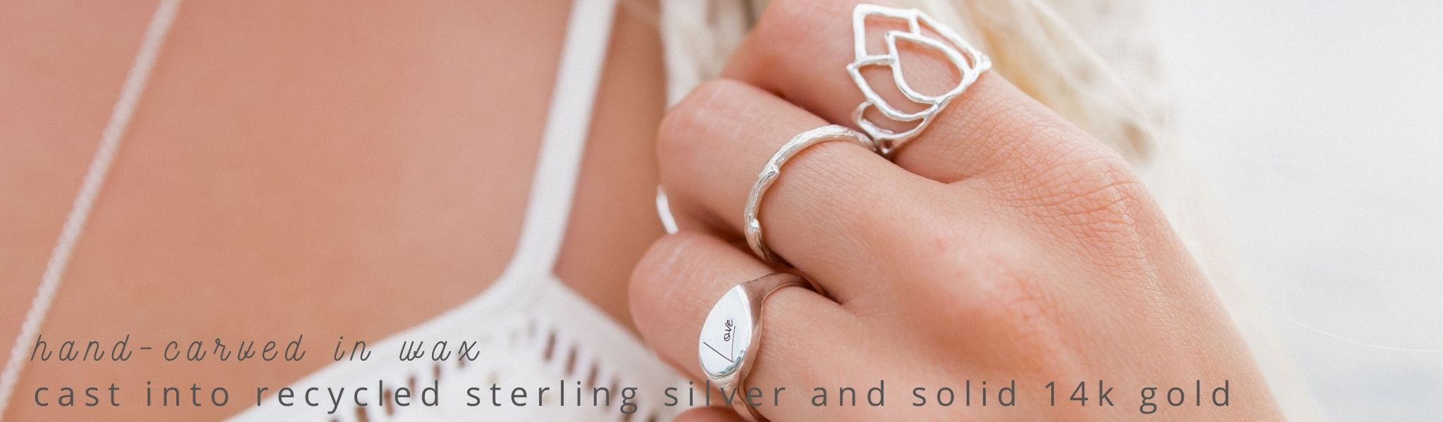 Blooming Lotus Jewelry Rings - Meaningful Jewelry